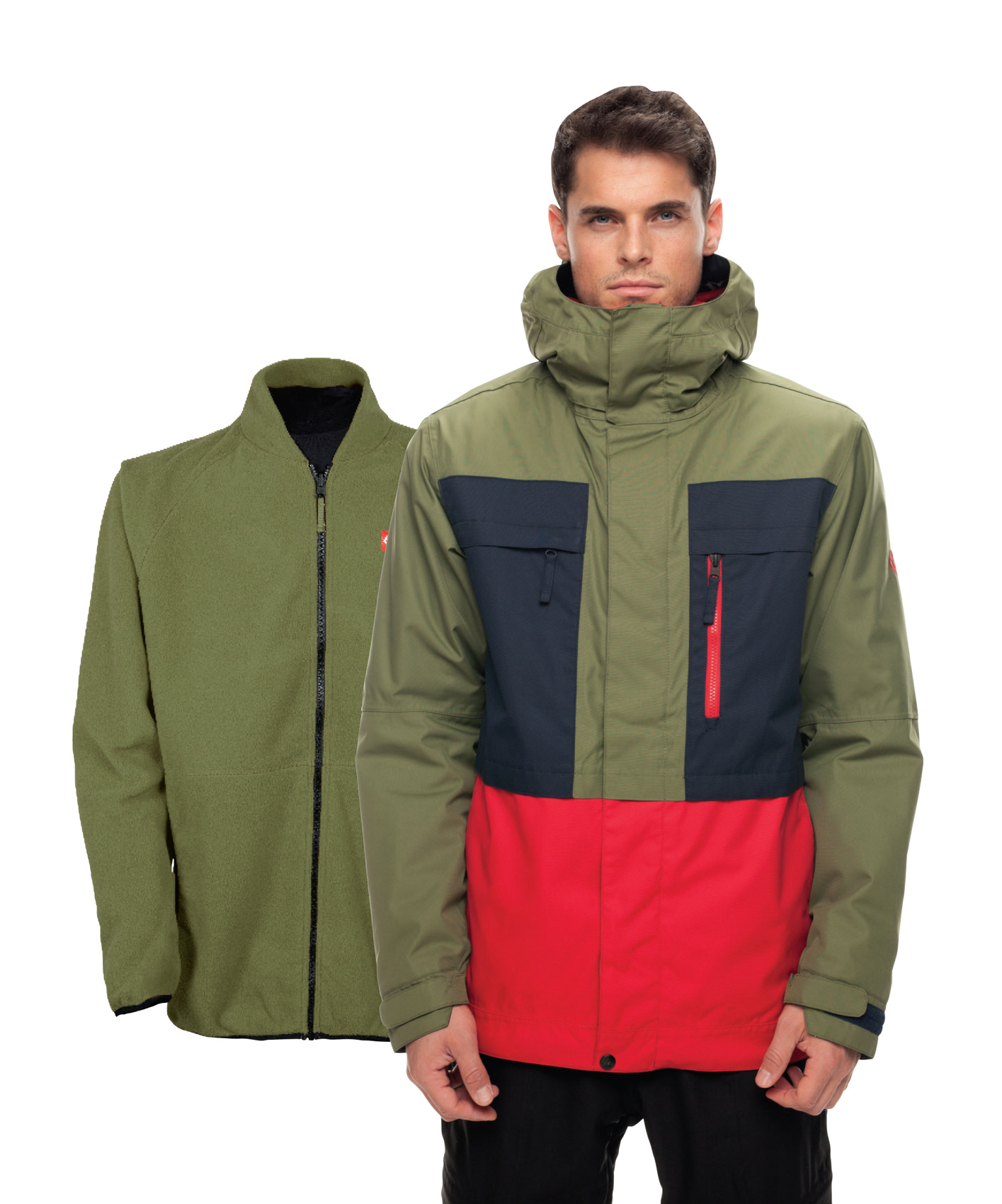 686 Smarty Form Snowboard Jacket 2018