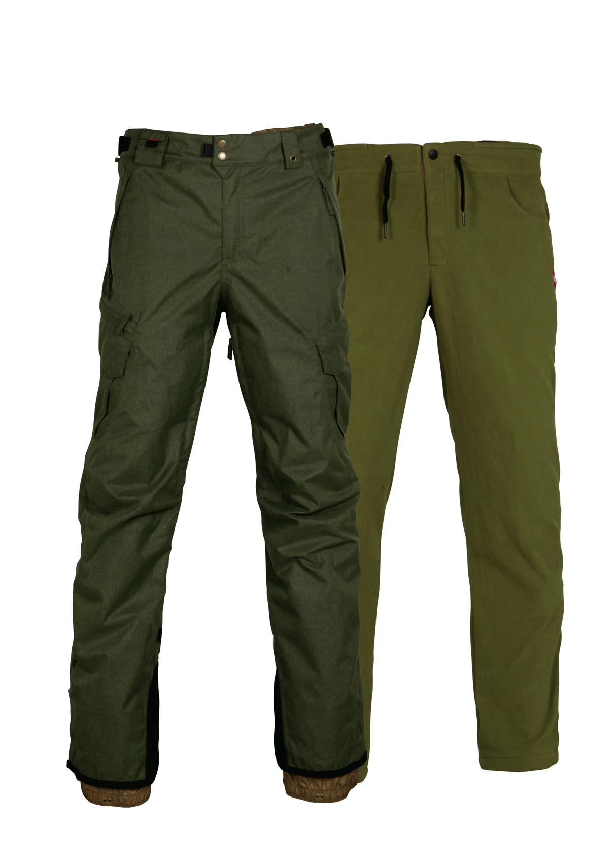 96a7c9d4eecb 686 Smarty Cargo Snowboard Pants 2018