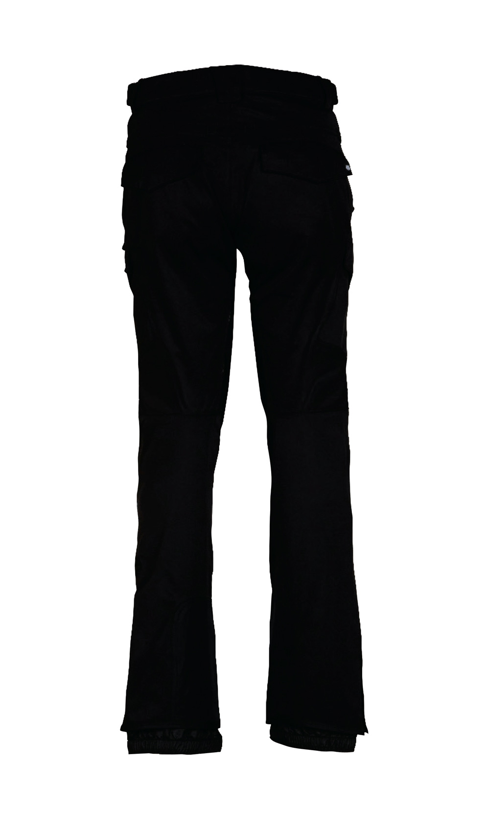 686 Womens Snowboard Pants Smarty Cargo Black Yoga