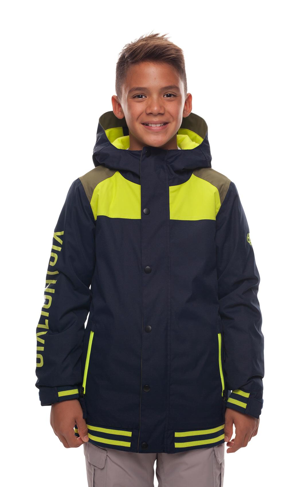 08609db0c 686 Boys Captain Insulated Jacket 2018