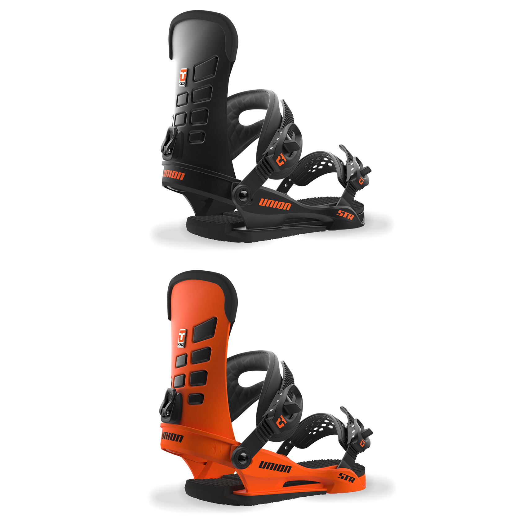 023a113a930 Sentinel Union Snowboard Bindings - STR Lightweight All-Mountain Freestyle  - 2018