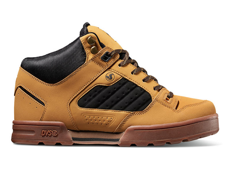 DVS Militia Boot Skate Shoes 2018