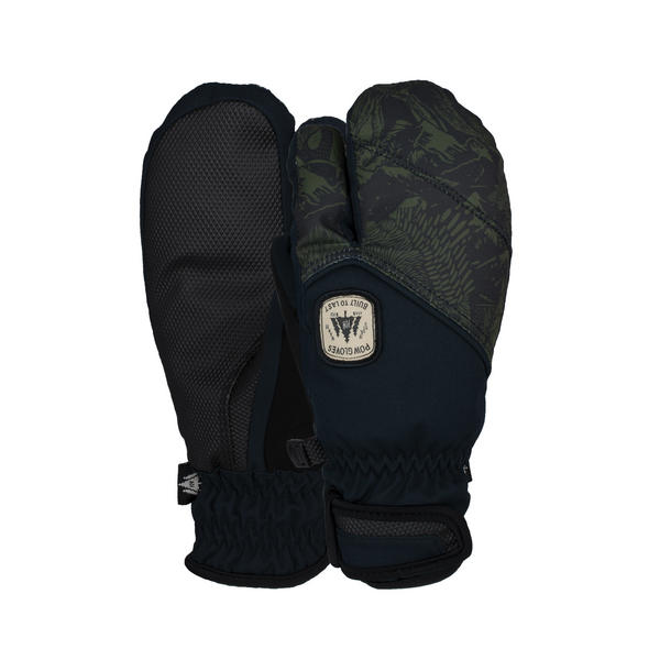 Pow Gloves Index Junior Trigger Mitt 2018