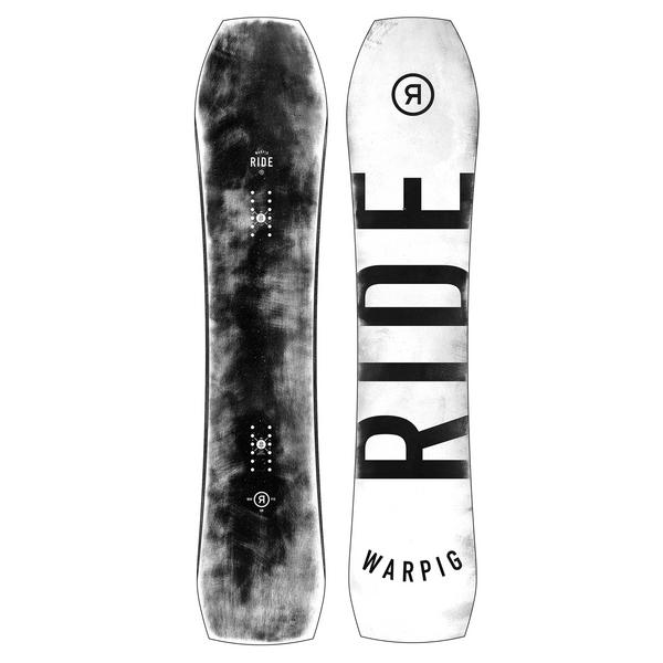 Ride War Pig Snowboard 2018