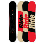 Ride Machete Wide Snowboard 2018
