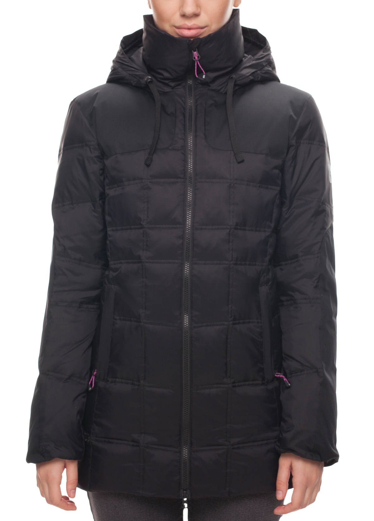 b1255af3f58 686 Womens GLCR Bliss Down Insulator Jacket - Black Small 2018 ...
