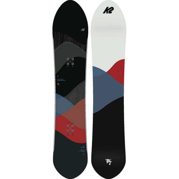 K2 Eighty Seven Snowboard 2018
