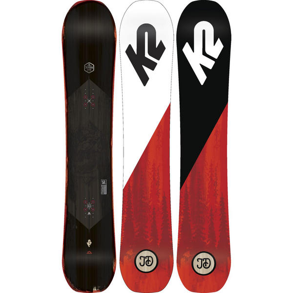 K2 Joy Driver Wide Snowboard 2018