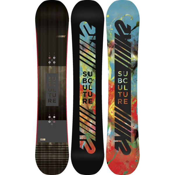 K2 Subculture Snowboard 2018