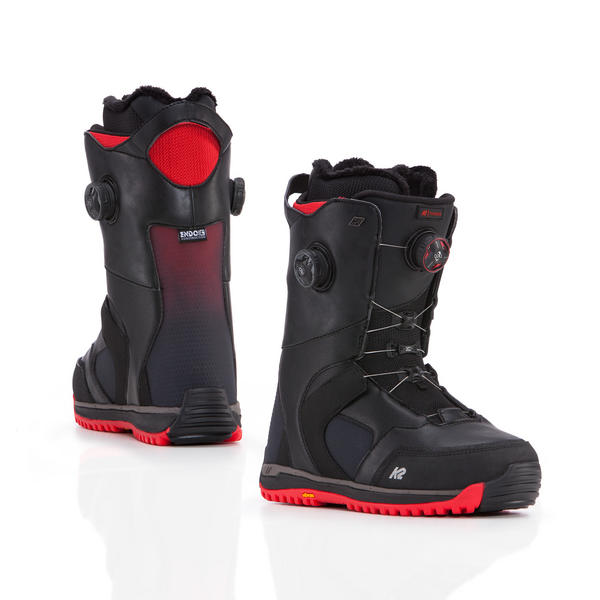 k2 range snowboard boots review