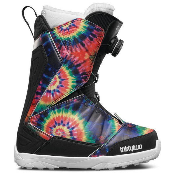 ThirtyTwo Womens Lashed Boa Snowboard Boot 2017
