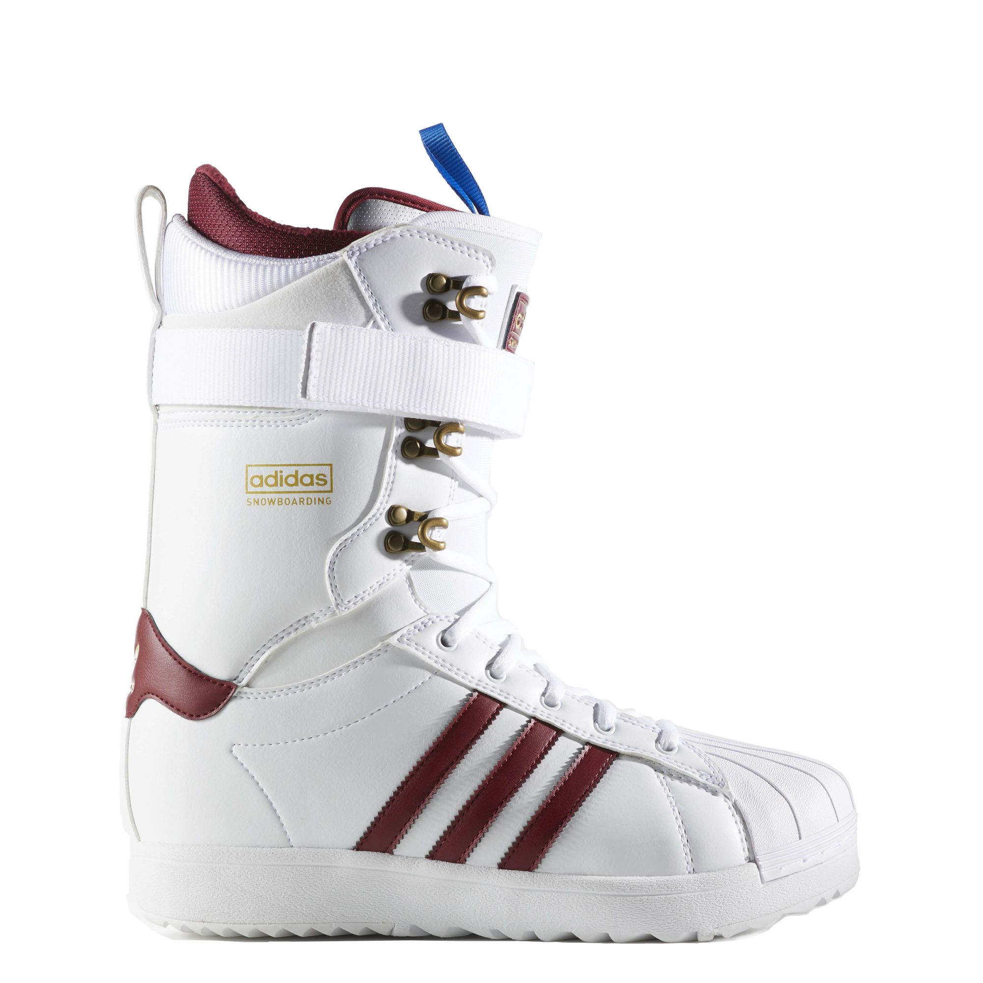 best service 91670 6e9d2 Adidas Superstar ADV Snowboard Boots 2018     New Stuff   The Board Basement