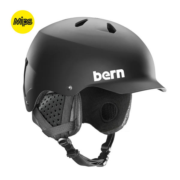Bern Watts Thin Shell Helmet with MIPS® Boa Liner 2018