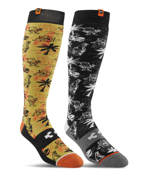 Thirtytwo Fast Times Snowboard Socks