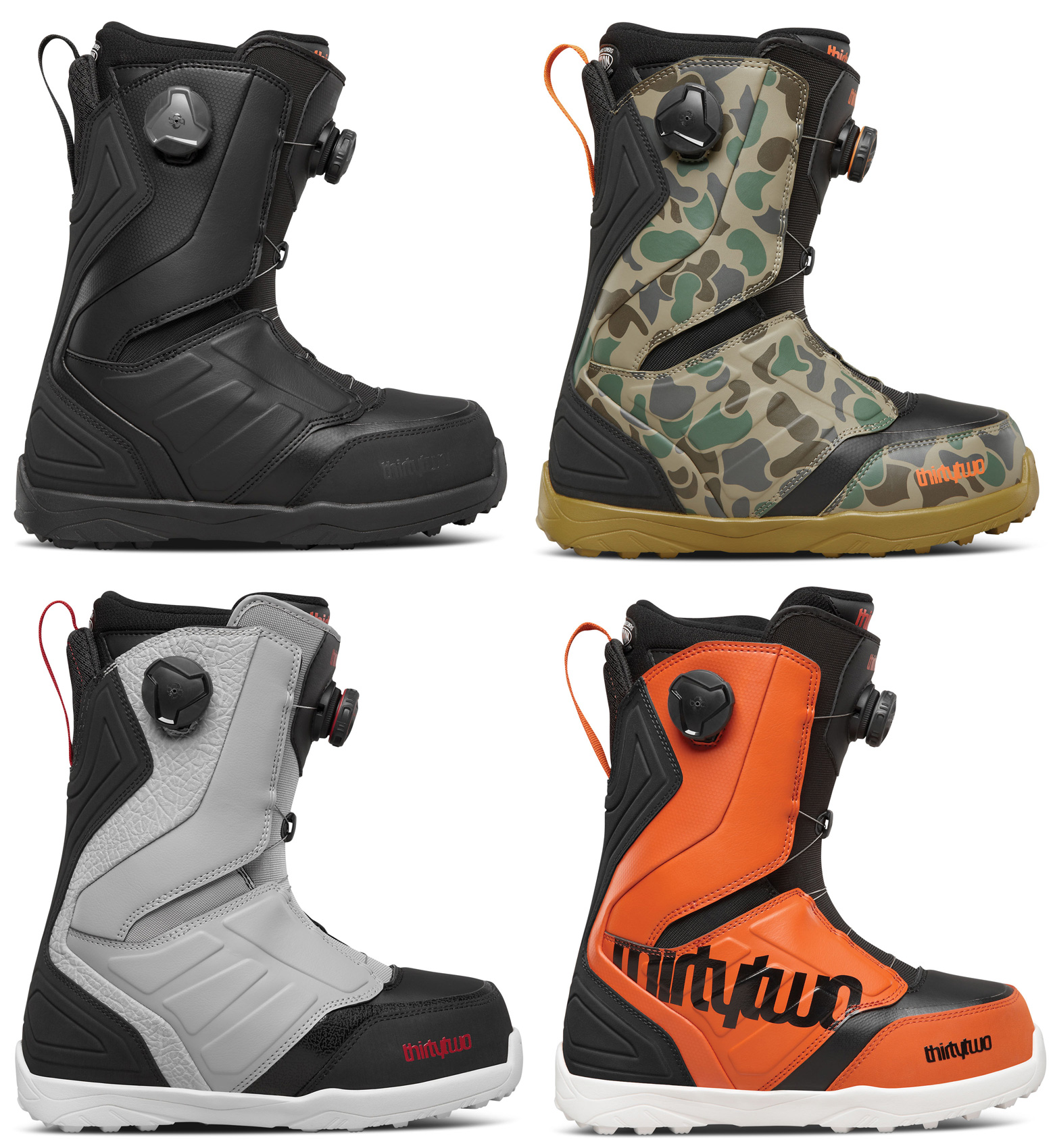 Sentinel Thirtytwo Snowboard Boots - Lashed Double Boa Sample - All  Mountain - 2018 b00866db7a70