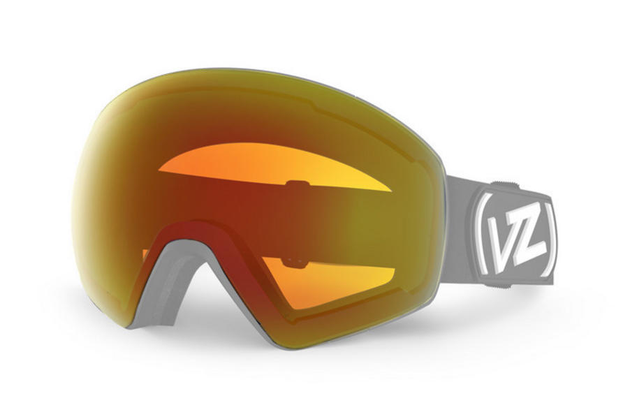Vonzipper Jetpack Yellow Chrome Replacement Lens 71% VLT CAT 1