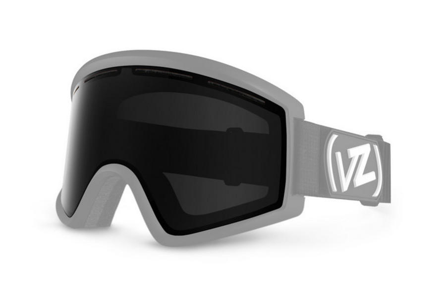 Vonzipper Cleaver Blackout Replacement Lens 6% VLT CAT 4