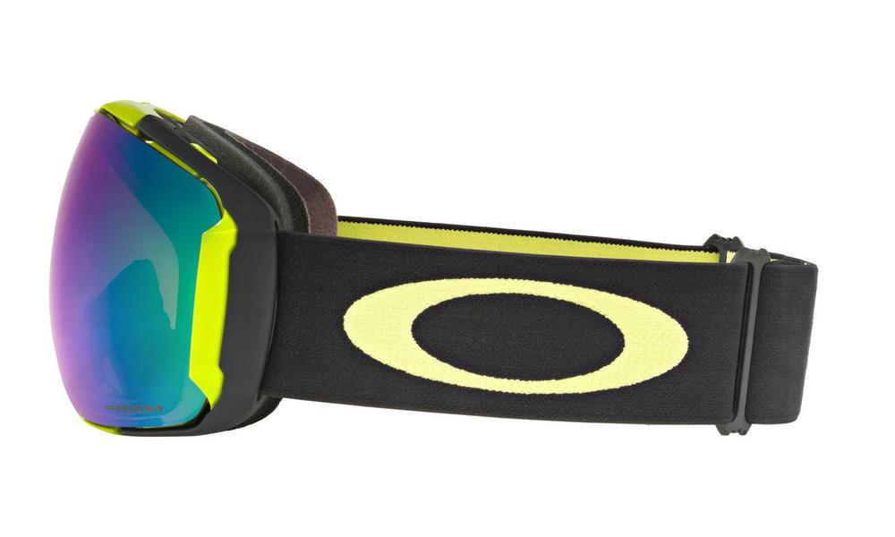 1e4520a591f Oakley Airbrake XL Goggles Citrus Black Prizm Jade Prizm Rose Thumbnail 4