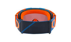 Oakley Airbrake XL Goggles Hazard Bar Blue Prizm Torch Prizm Rose Thumbnail 3