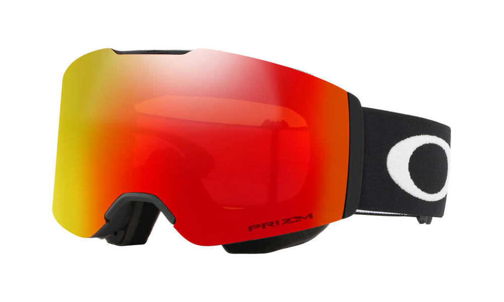 Oakley Fall Line Goggle Matte Black Prizm Torch Iridium