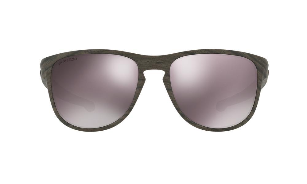 4172b183c5 Oakley Sliver R Sunglasses Woodgrain with Prizm Daily Polarized Thumbnail 2