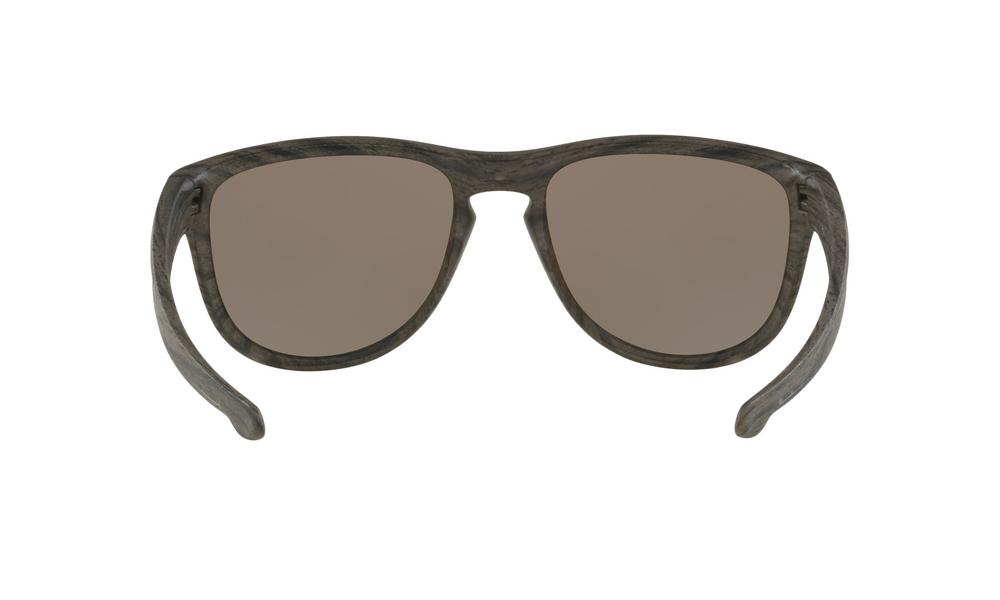 0ff7aeed18 Oakley Sliver R Sunglasses Woodgrain with Prizm Daily Polarized Thumbnail 3