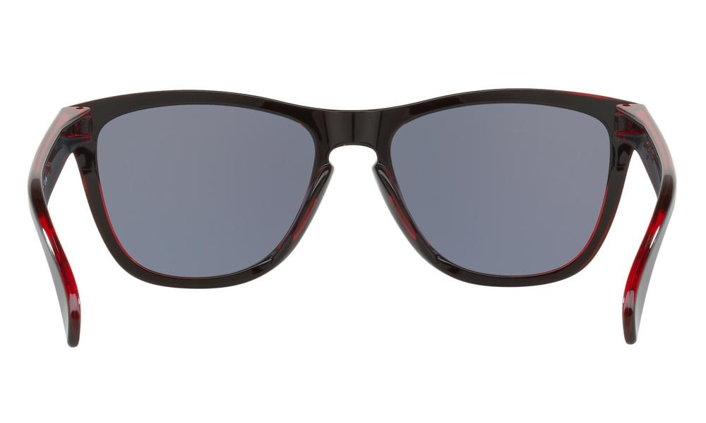 9602df9fac7ad ... promo code for oakley frogskins sunglasses eclipse red with torch  iridum thumbnail 3 813a2 1ac90