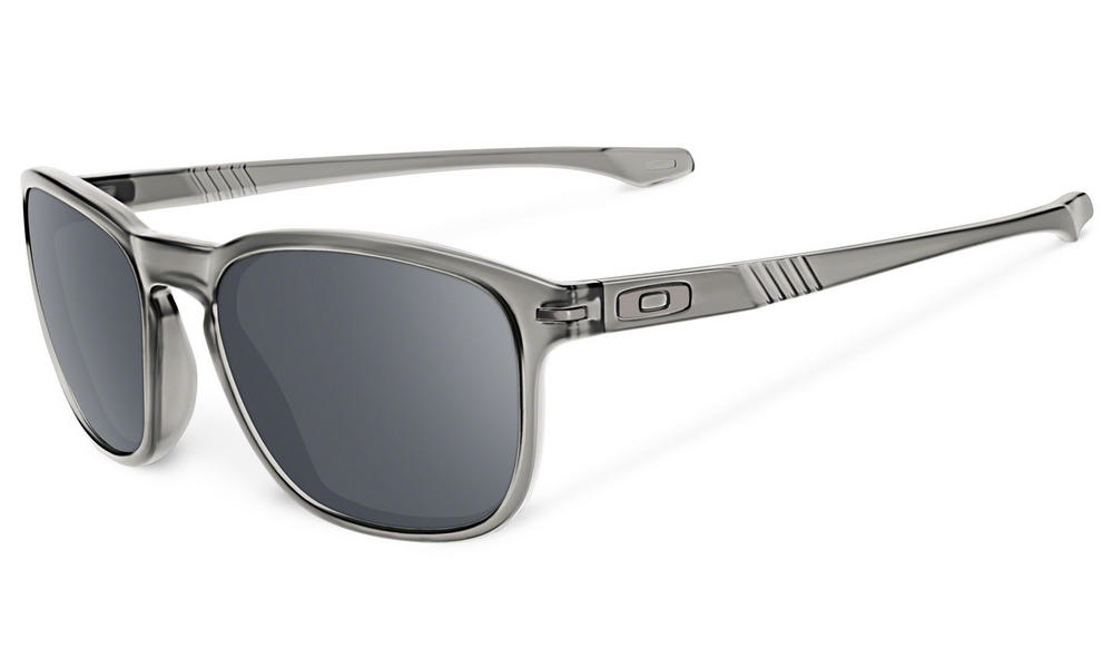 Oakley Enduro Sunglasses Grey Ink with Black Iridium