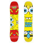 Salomon Team SpongeBob SquarePants Snowboard 110cm Thumbnail 1