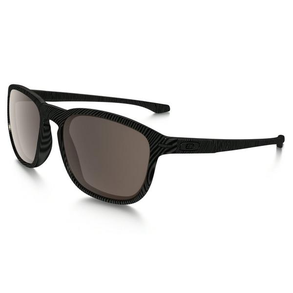 Oakley Enduro Sunglasses Fingerint Dark Grey Warm Grey
