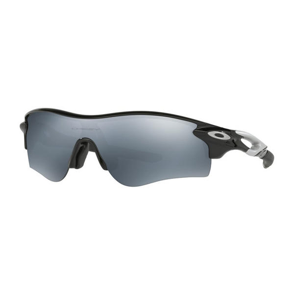 Oakley Radar Lock Path Sunglasses Polished Black Black Iridium VR28