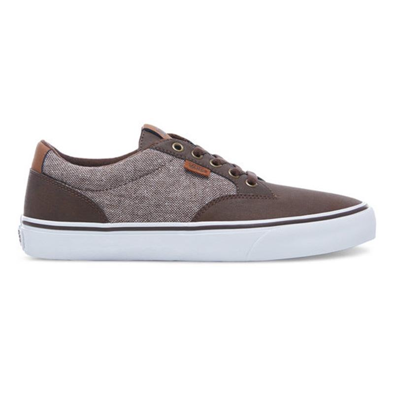 Vans - Skate Schuhes - Winston - Vans (Mixed) Braun Dachshund - VA347ZLQ7 d99745