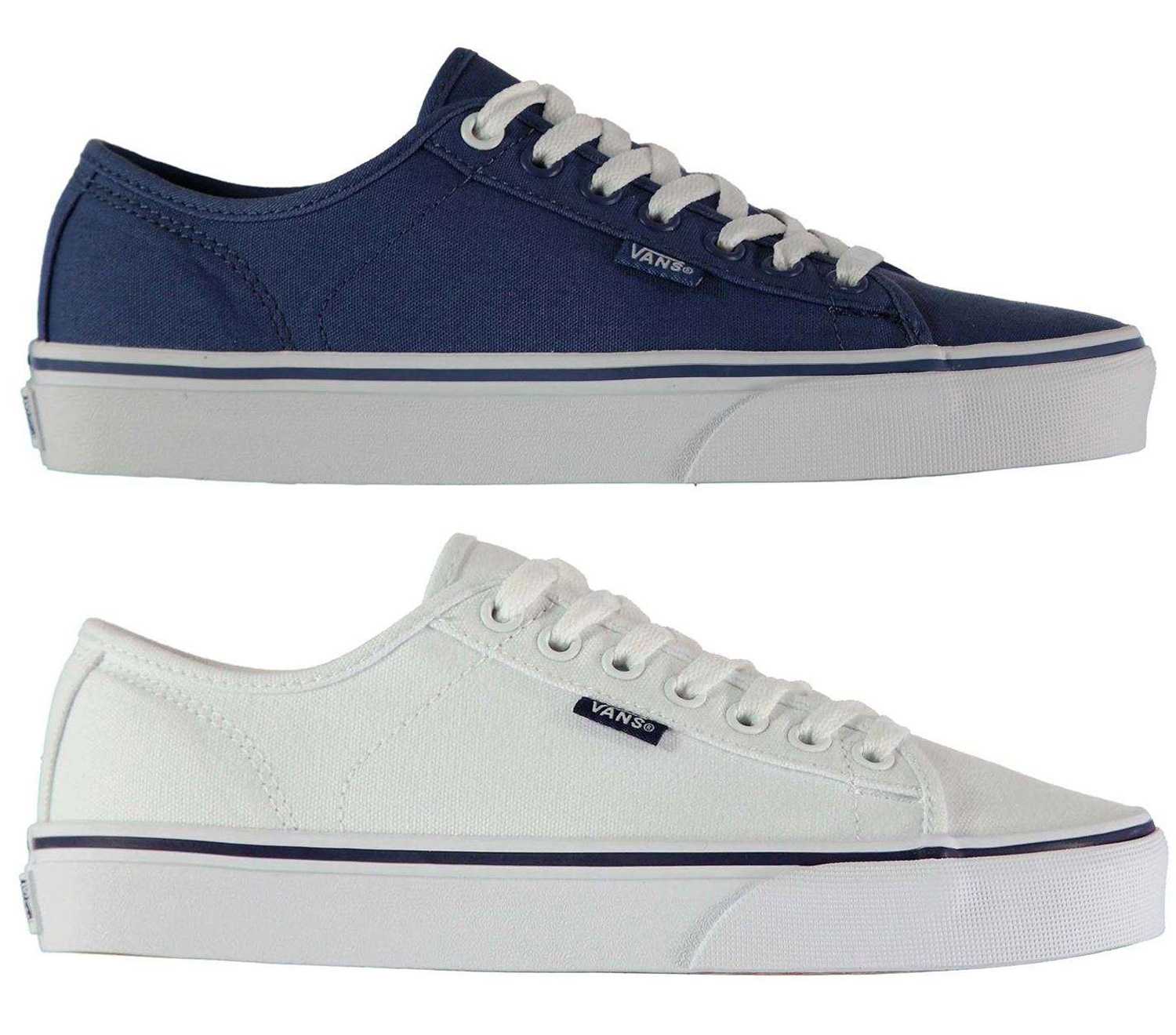 Ferris, Mens Low-Top Trainers Vans