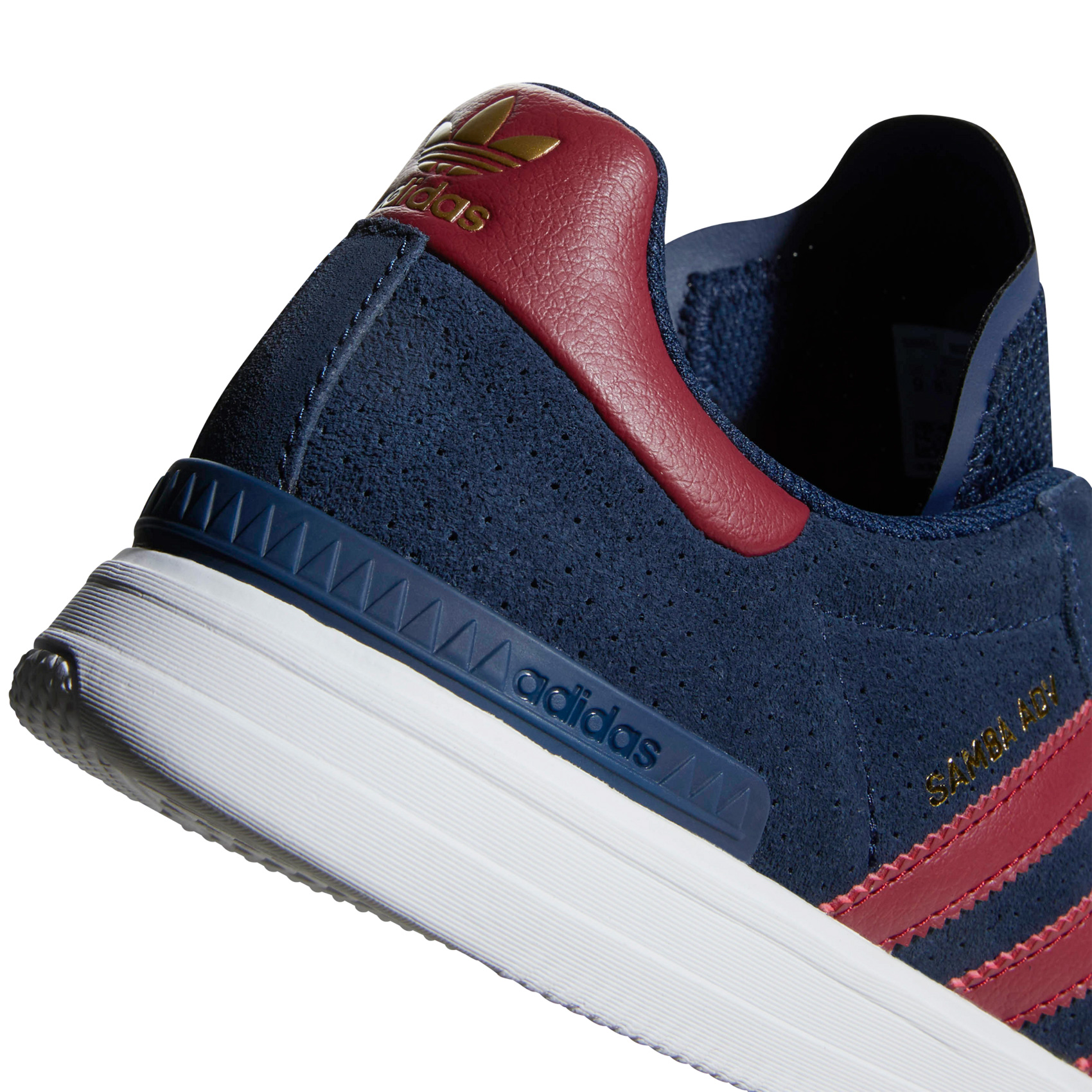 ... clearance sentinel adidas skateboarding samba adv skate shoes trainers  suede icon 23dc7 4da61 ... d077cd9c0