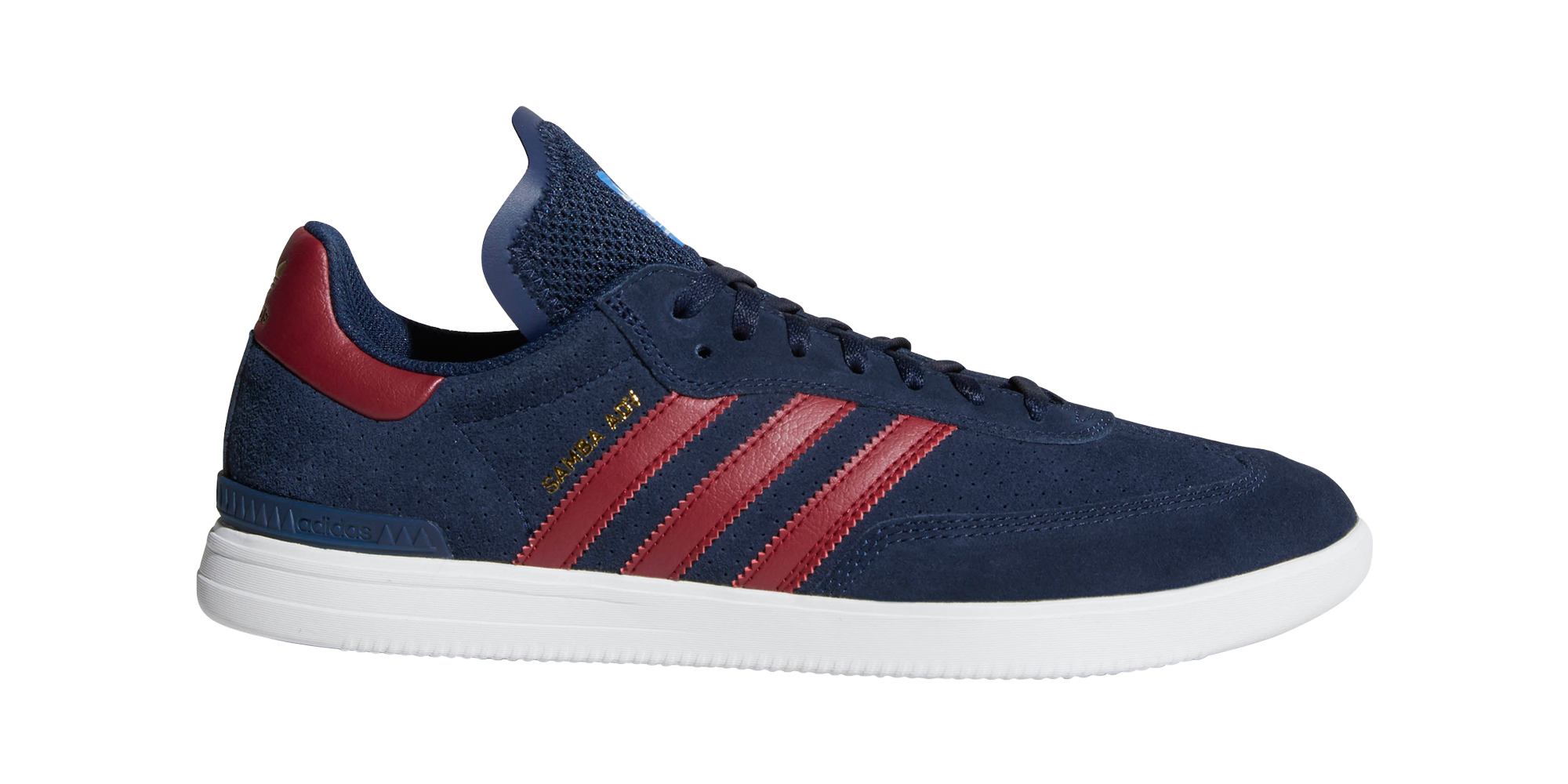 Adidas Samba ADV Skate Shoes  2b6c4a91a5dc