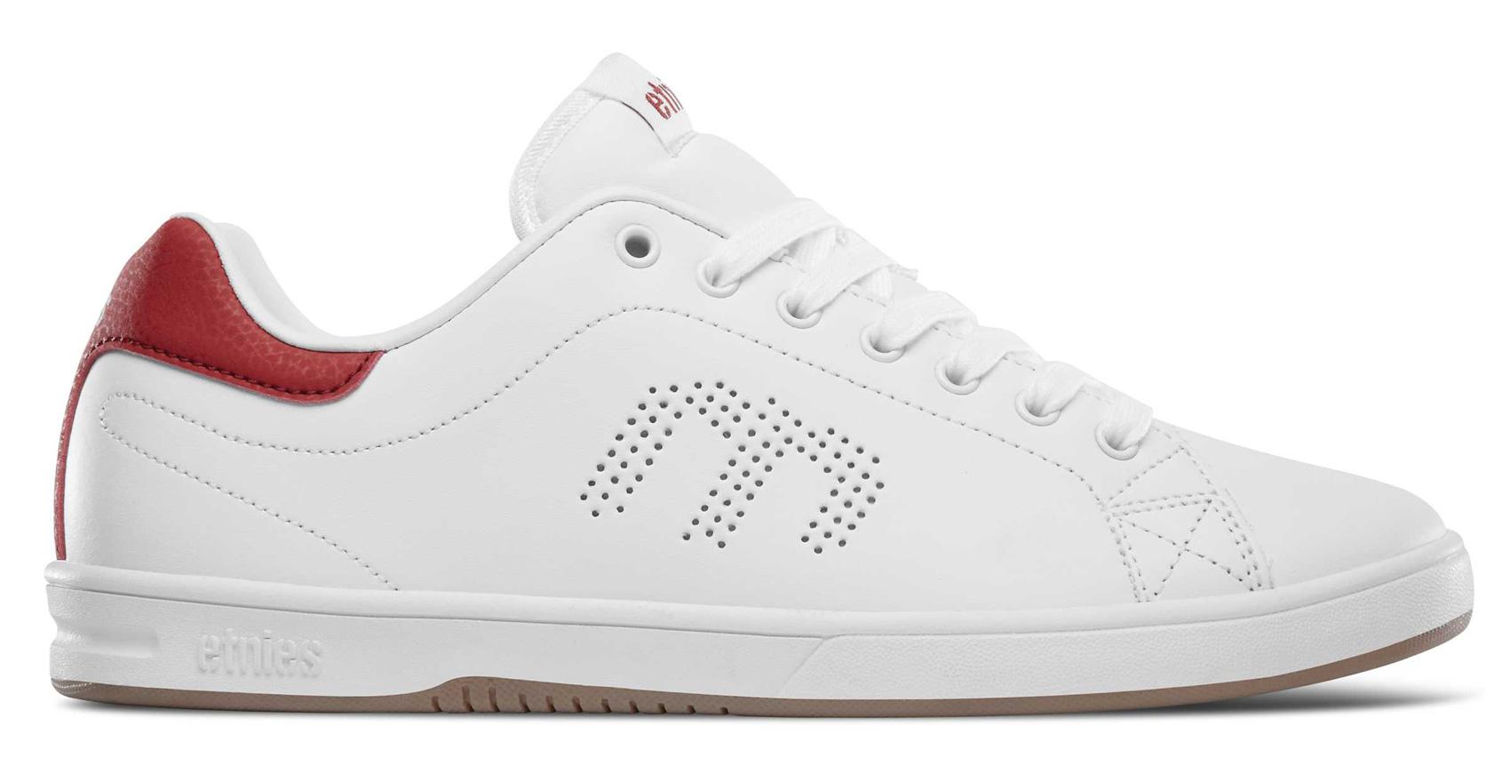 Etnies Chaussures De De De Skate-Callicut LS-Skateboard Baskets Bleu Marine Rouge Blanc 8b02a5