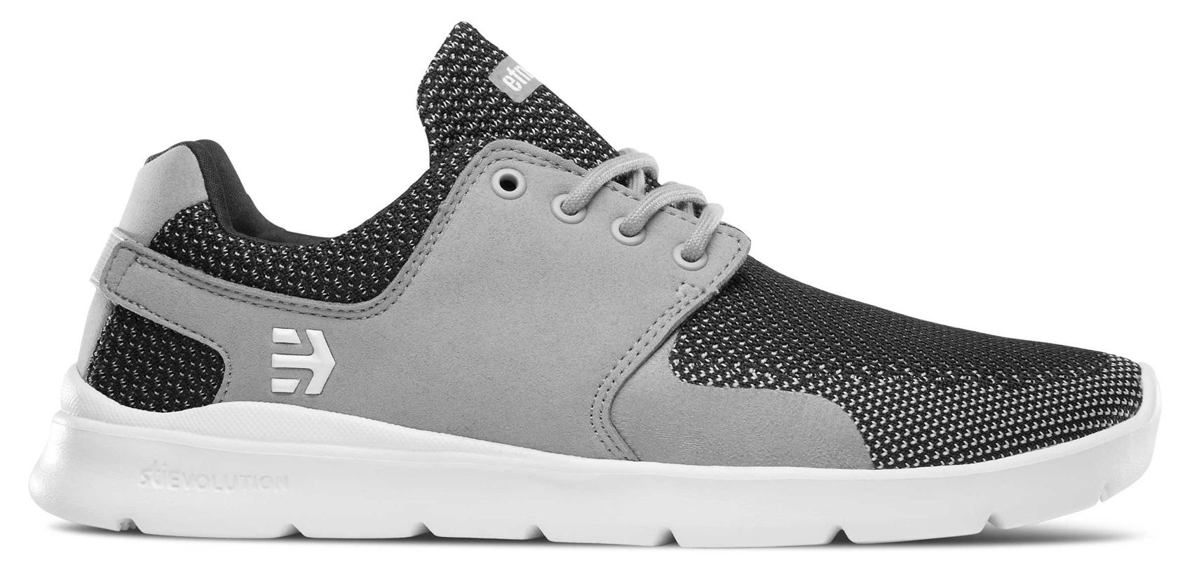 1305d5127c140b Etnies Scout XT Skate Shoe 2018 Grey Black Gum