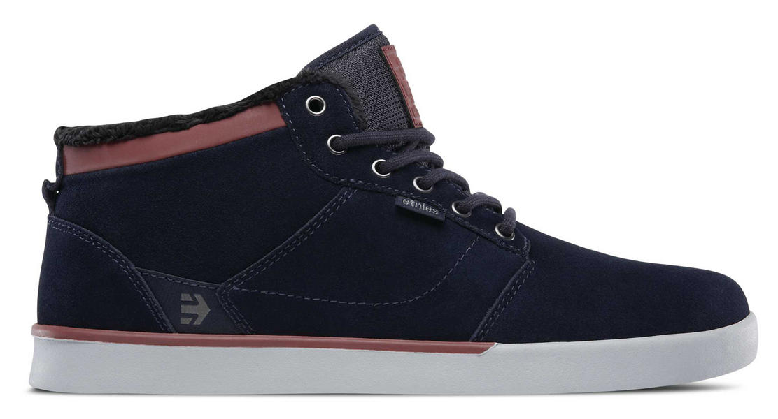 Etnies Jefferson Mid Skate Shoes 2018