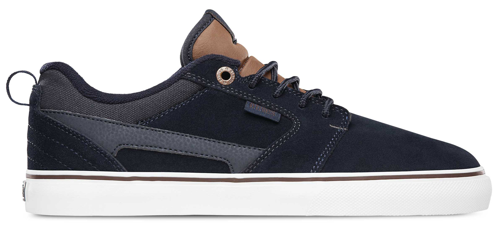 Skateboarding Navy Shoes Brown Etnies Trainers Rap CT Skate UvOxWn1Z