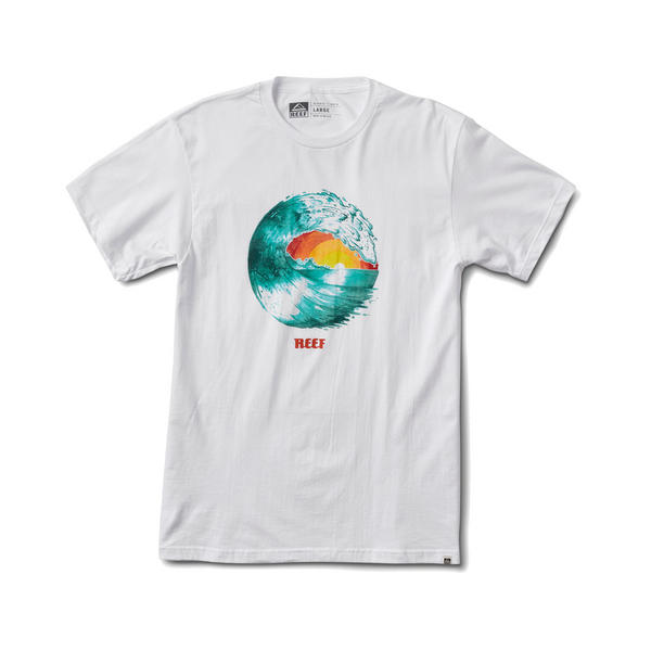 Reef Color Tee Shirt