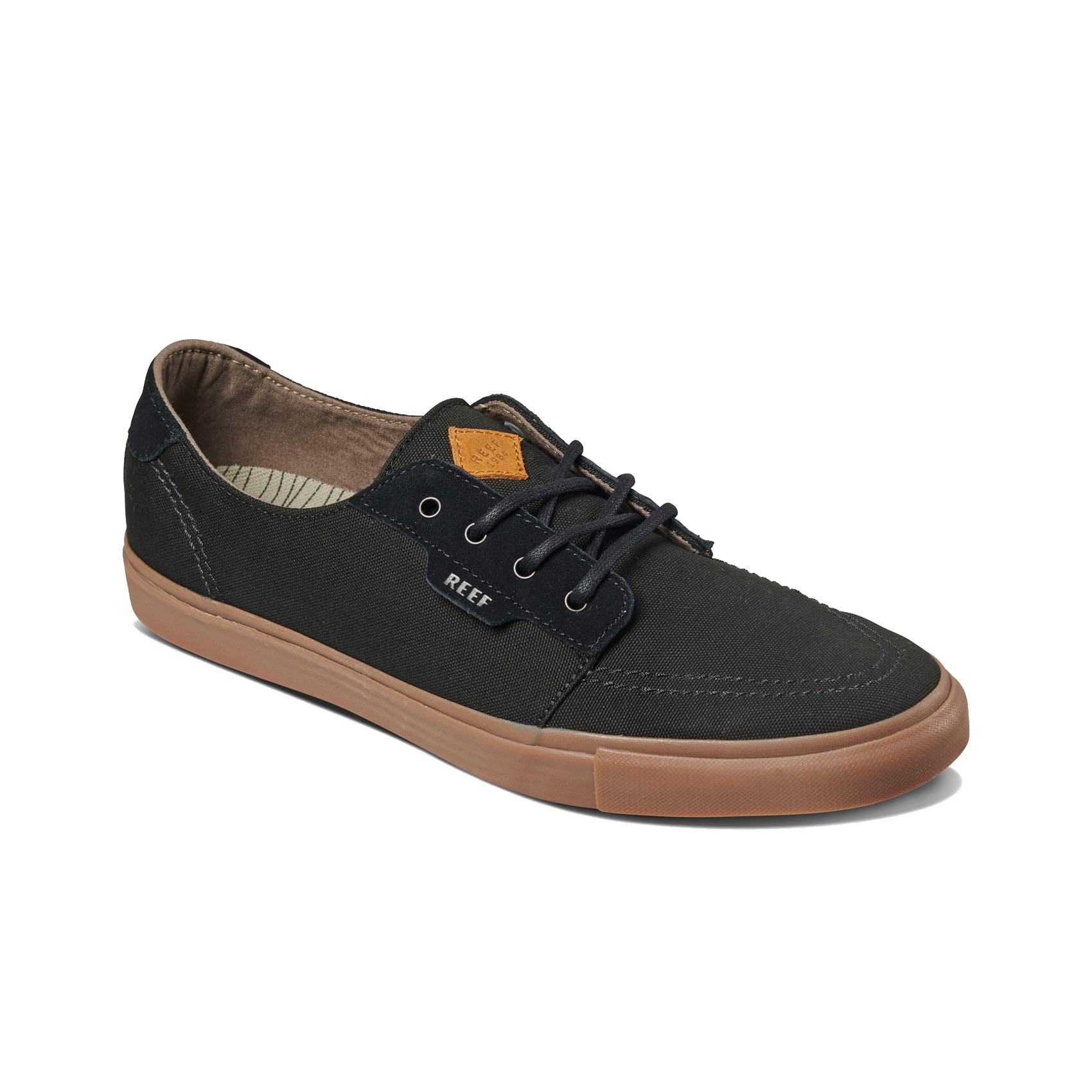 c2f56706b02e9 Sentinel Reef Surf Style Shoes - Banyan 2 - Black Gum, Premium Canvas  Upper. Sentinel Thumbnail 2