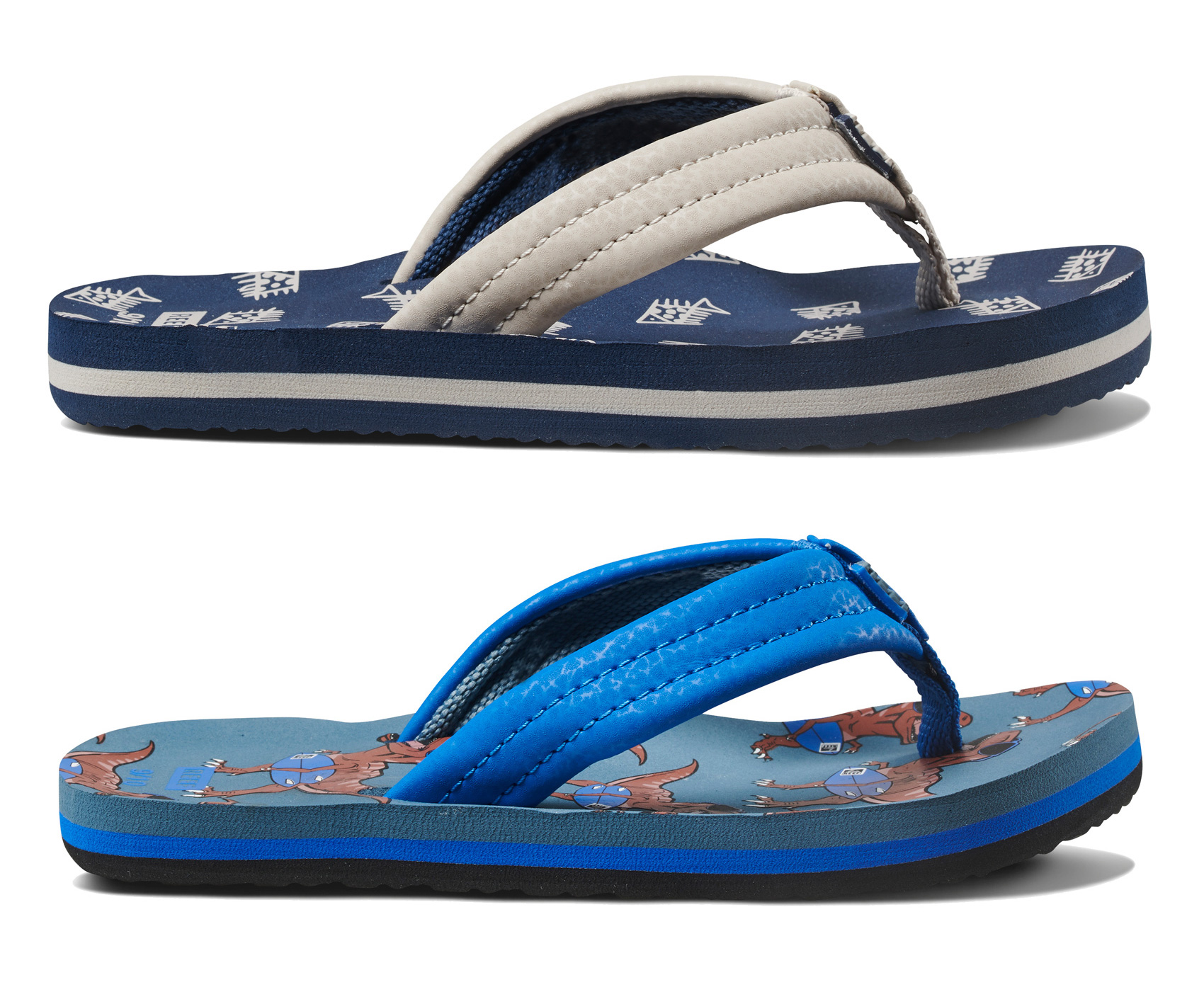 3db0fa33e899 Sentinel Reef Kids Flip Flops - Ahi - Boys
