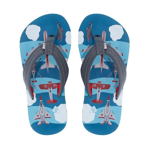 642c04779ba6 Reef Kids Ahi Flip Flop · Blue-Planes