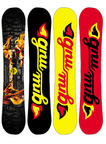 Gnu Riders Choice Wide Snowboard 2017 162cm