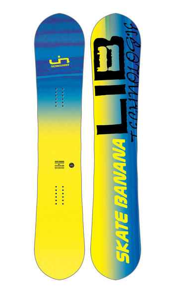Lib Tech Skatebanana Wide Snowboard 2018