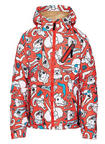 686 Boys Altitude Jacket - Borg - Medium Age 10/12