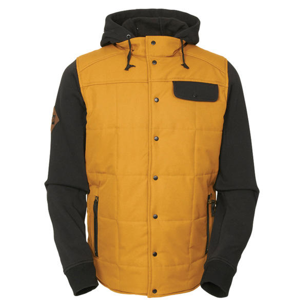 686 Bedwin Insulated Jacket - Mens Duck Medium