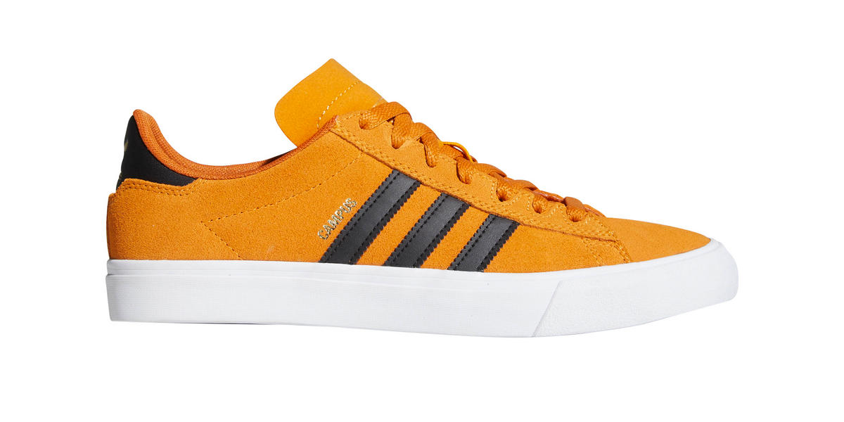 Adidas Campus Vulc II Skate Shoes