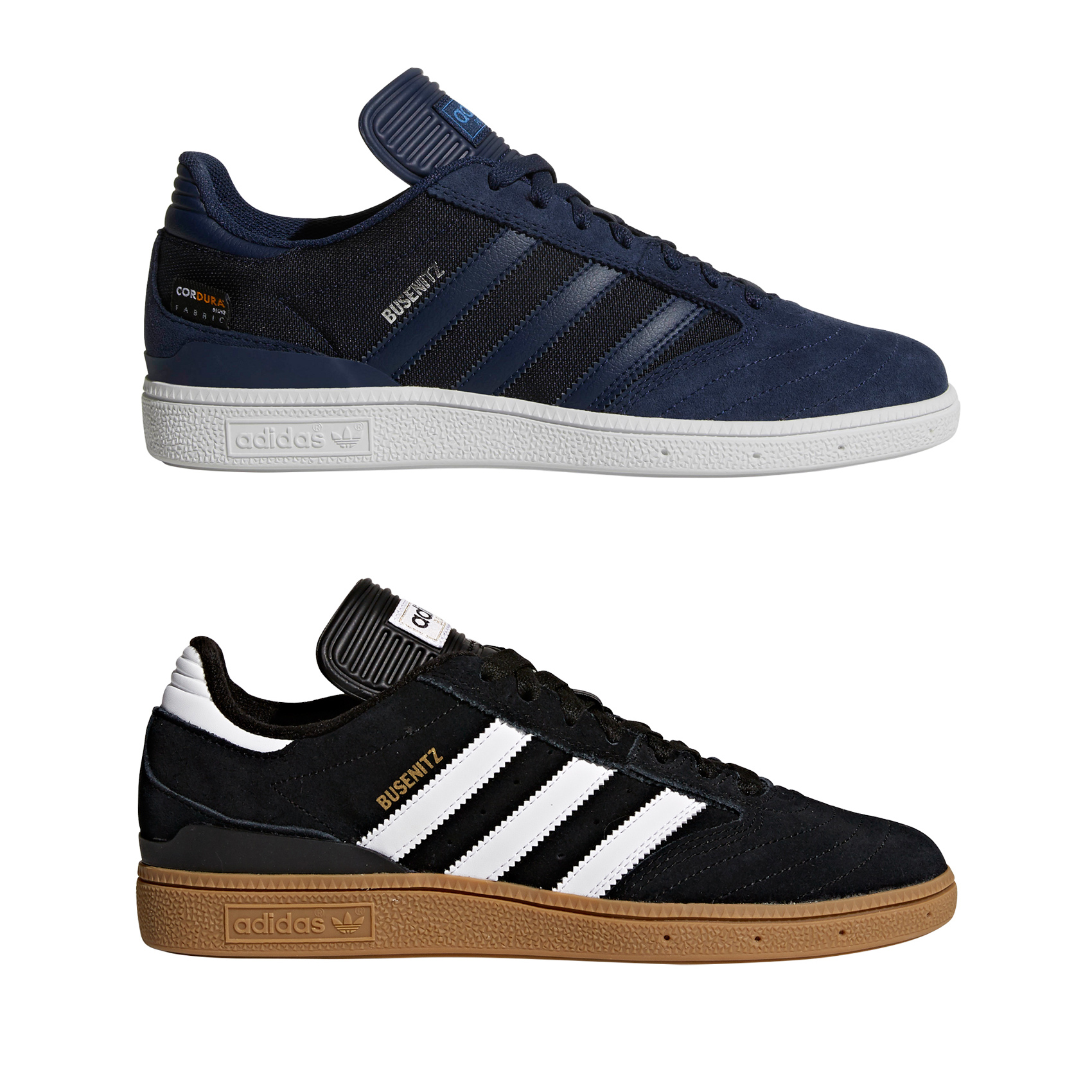 huge discount 51645 94baa Sentinel Adidas Skateboarding - Busenitz - Dennis Busenitz Pro Model, Skate  Shoes, Traine