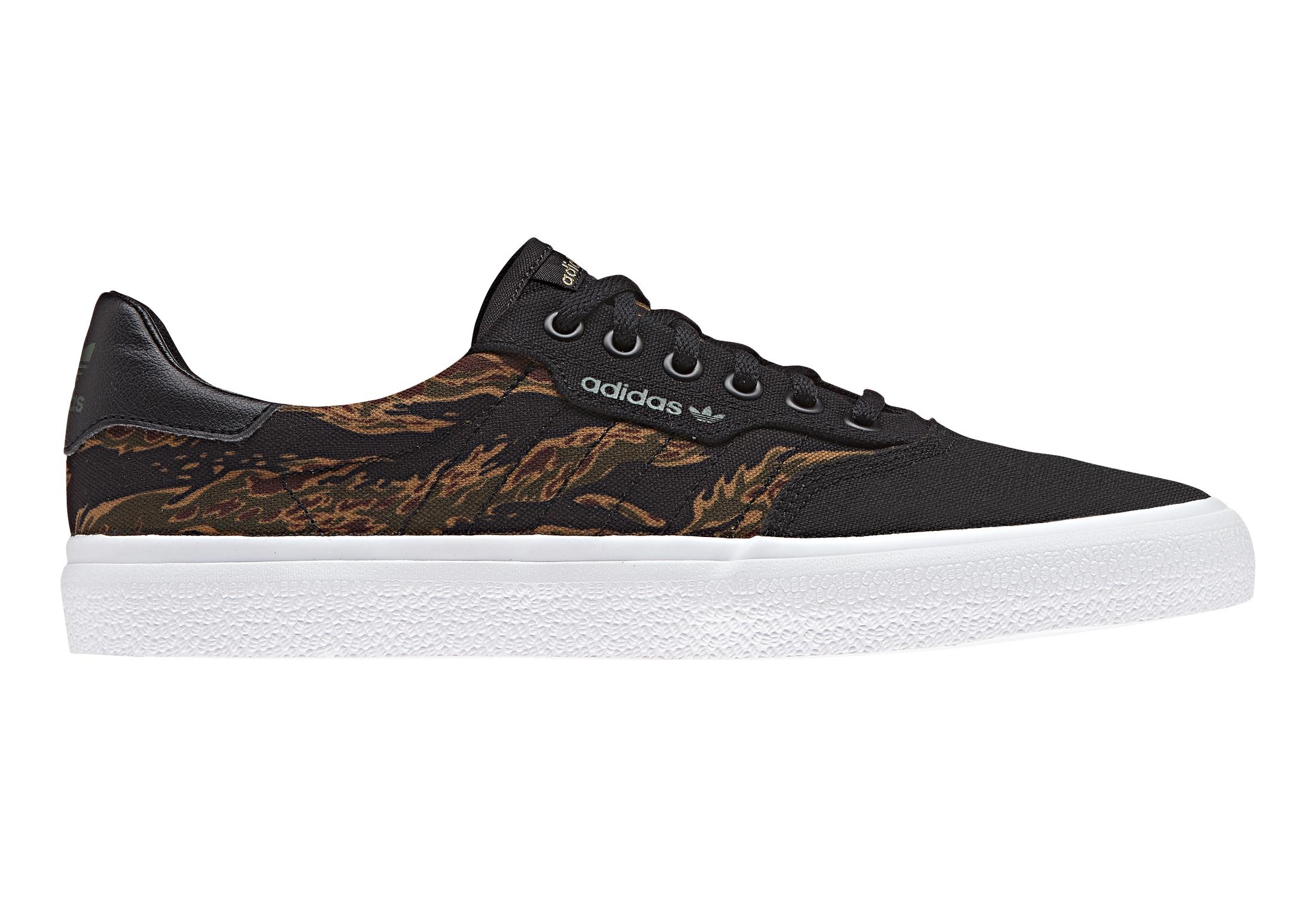 Adidas-LO-SKATEBOARD-3MC-Skate-Shoes-Scarpe-da-